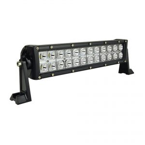 barra led doble a24-24led-72w atv utv a