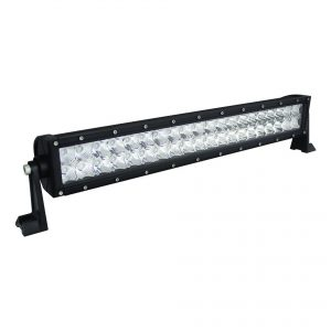barra led doble a24-40leds-120w off road 4x4