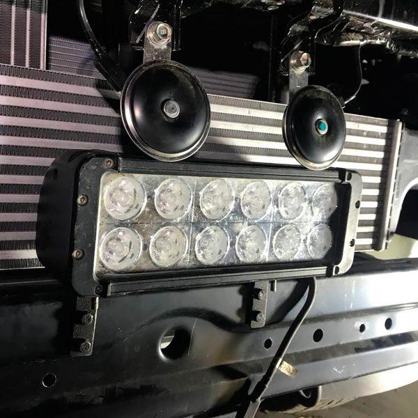 foco barra led high power off road a2