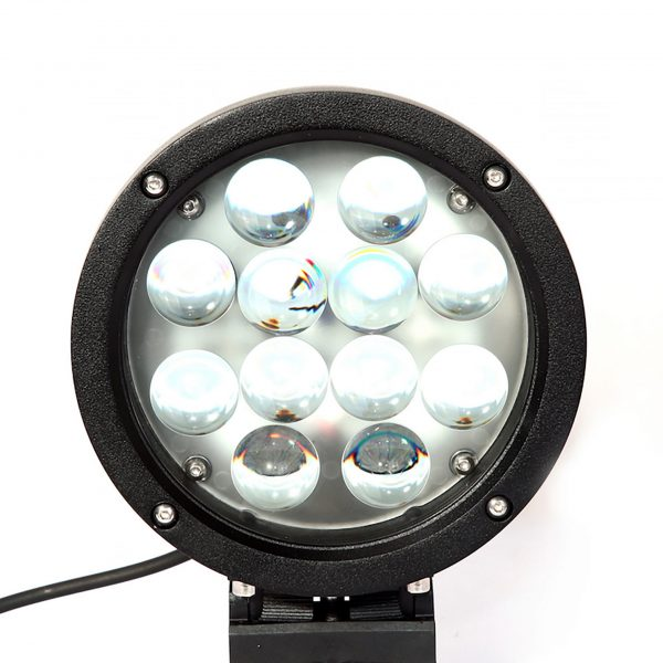 foco led busca camino high power jeep camiones rl-b61-12-60w 2