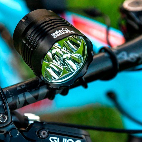 Luz Bicicleta Recargable Frontal
