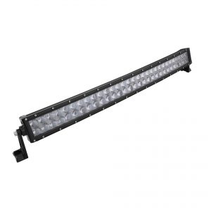 barra led curva off road 4x4