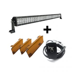 pack barra led offroad set I