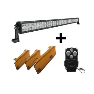 pack barra led off road set II