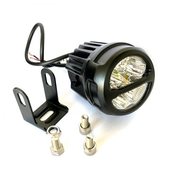 luz moto led